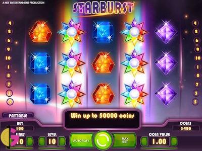 Starburst Slots