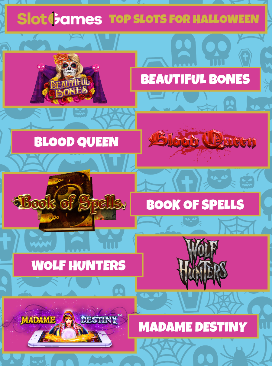 Halloween Slot Games